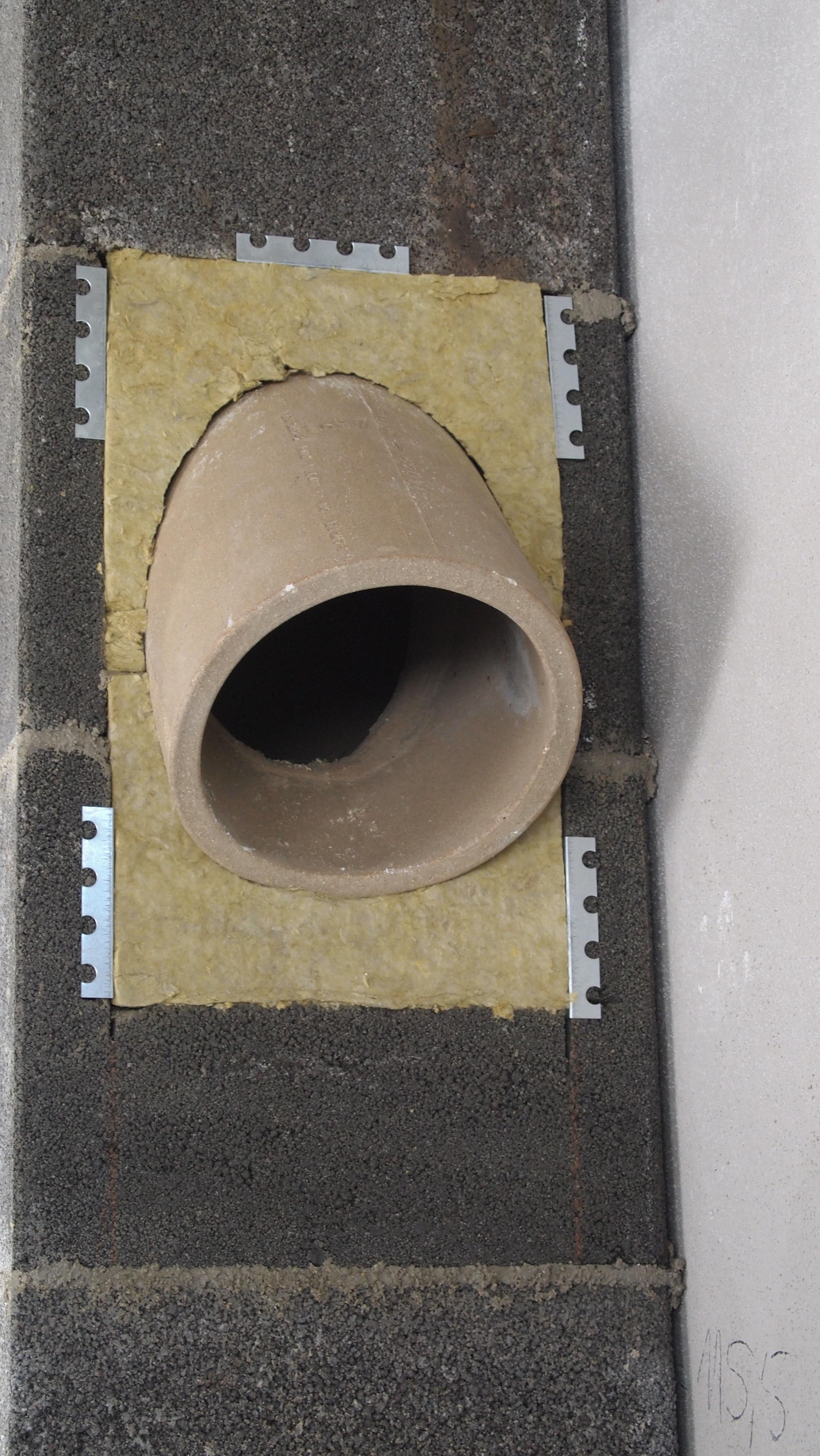 toplotna izolacija dimnika